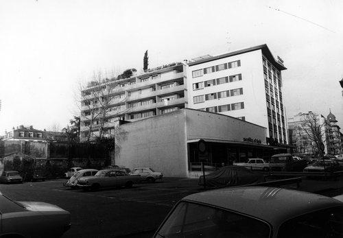 Genève - 19 et 35 rue de la Poterie