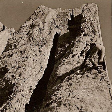 Jean-Pierre Marlettaz, guide de montagne
