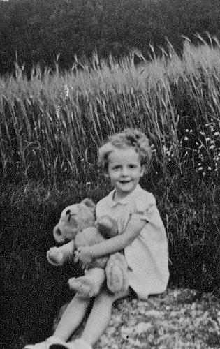 Mani l'ours et Jane-Marie