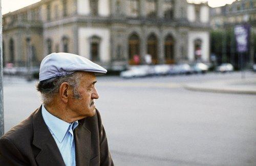 Genève, portrait de rue