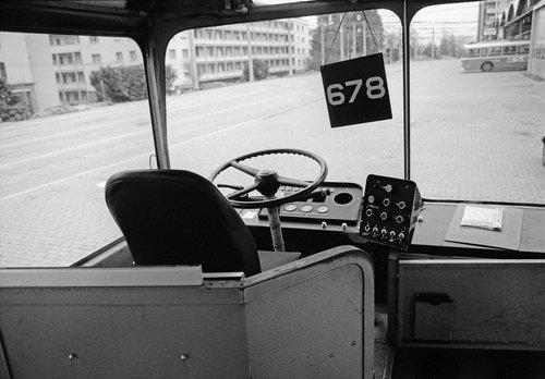 Dépôt de bus TL Prélaz à Lausanne