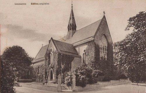 Lausanne église Anglaise