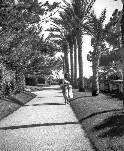 Suzanne à Monte Carlo