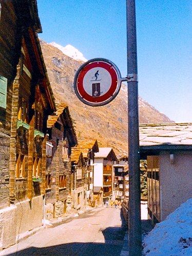 Ski Paradise Zermatt