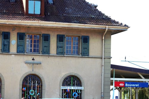 Gare Bouveret
