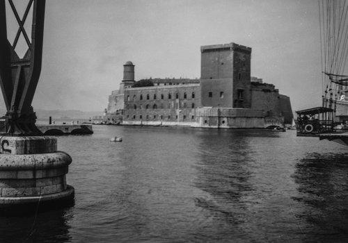Fort St Jean de Marseille
