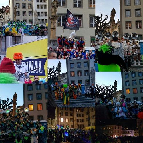 La remise de la clé du 49ème Carnaval des Bolzes 2017