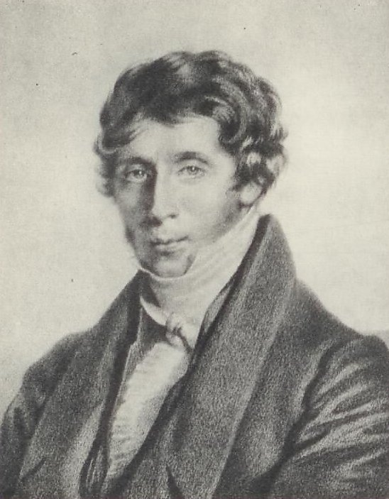 Portrait de Pictet de Rochemont