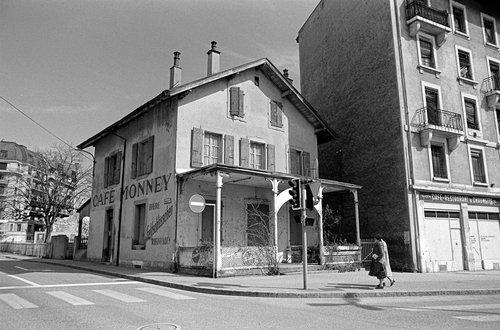 Genève, Café Monney