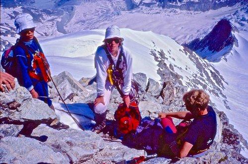 Alpinisme juvénile
