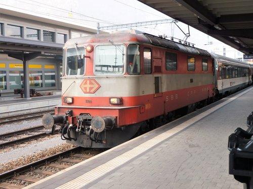 Locomotives CFF
