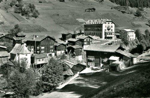 Binn, dans la vallée de Conche
