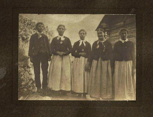 Famille Pont, St-Luc