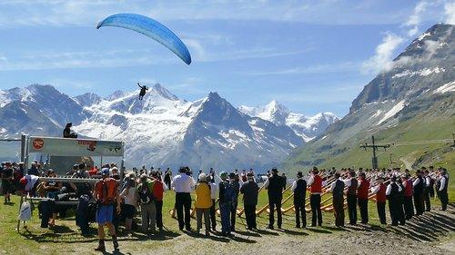 Le Cor des Alpes à Sorebois