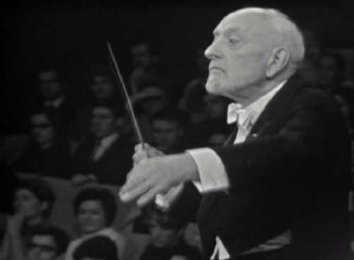 Ludwig van BEETHOVEN, Symphonie No 7, Orch.Philh.ORTF, Ernest ANSERMET, 25 novembre 1967