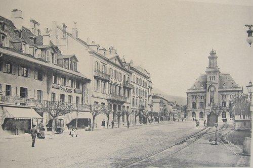 Neuchâtel poste