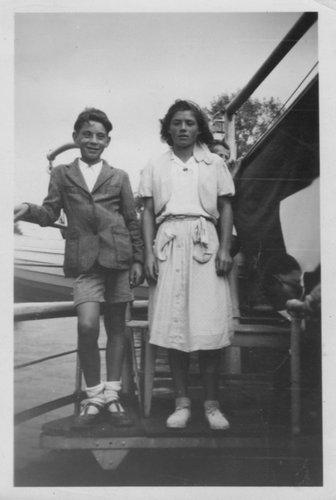 Ma Maman et mon Oncle