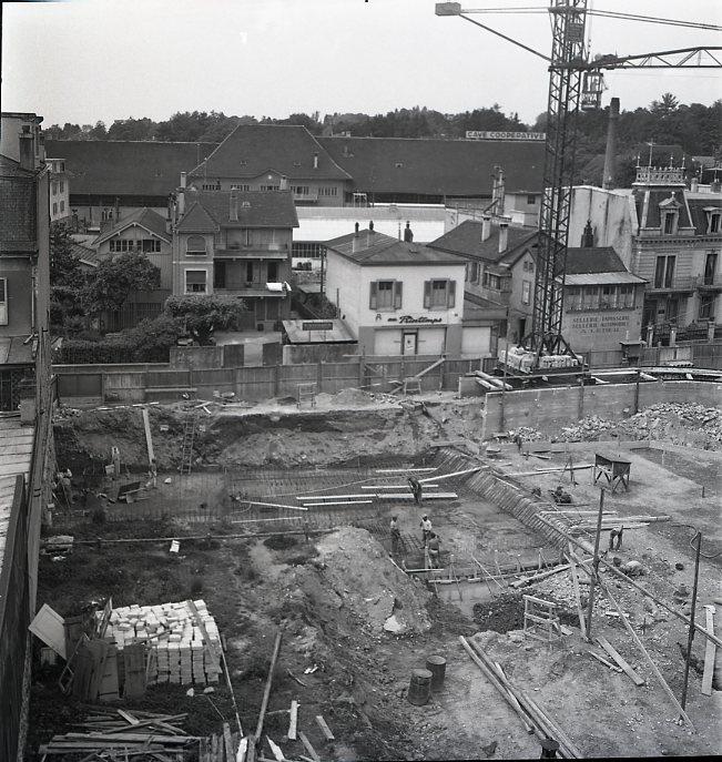 Ilots sud 1957