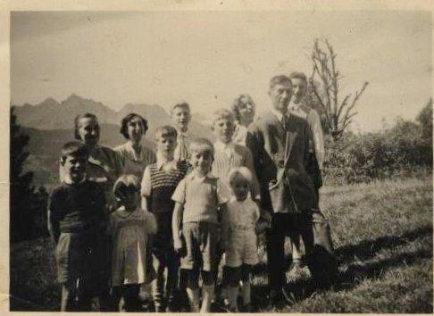 Pierre Louis ABBET et famille