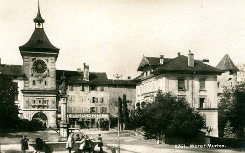 Morat, Porte de Berne