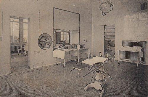 Lausanne hôpital Cantonal