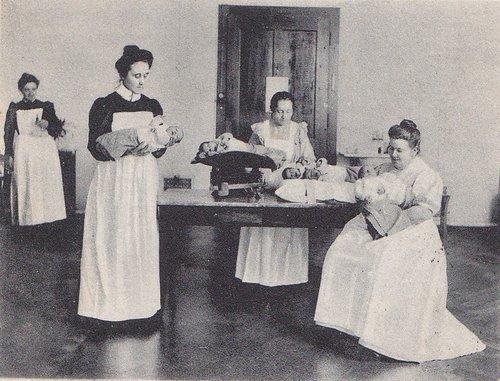 Maternité de Neuchâtel