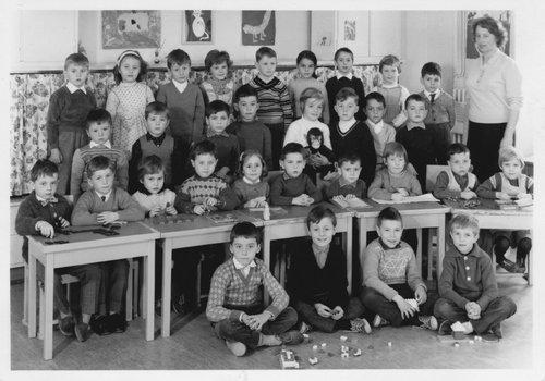 École de la Blécherette 1961