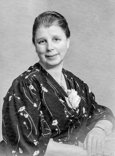 Mary Burnand-de Neufville