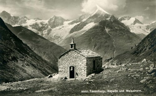 Taeschalp, une chapelle