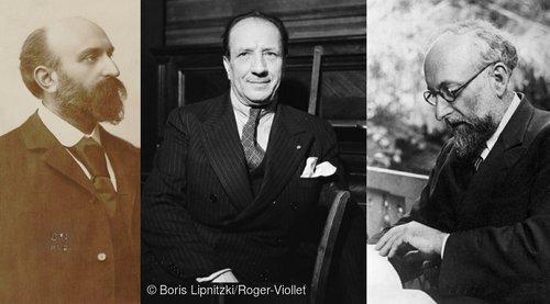 Ernest CHAUSSON, Poème pour violon et orchestre, Op. 25, Jacques THIBAUD, OSR, Ernest ANSERMET, 1941