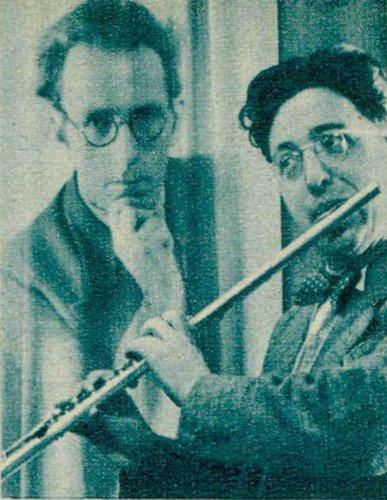 André PÉPIN, env. 1959