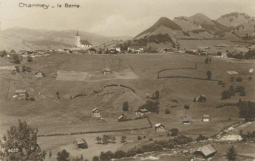 Charmey - la Berra