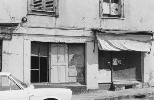Genève, la Rue du Vieux Marché