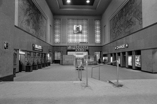 Genève. Gare Cornavin