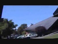 Tour de la commune de Bellevue en petit train 2002