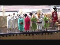 Médiévales 2015 Saillon: le camp berbère