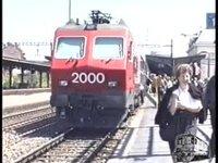 Inauguration TSOL, Lausanne 1991