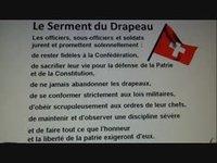 STUDER Marc R. - Le futur du drapeau suisse, attention danger !