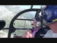 MAKILA - Oscar Fox, la dernière Alouette III des Alpes 2/2