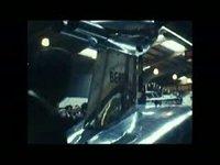 L'aérotrain au palais des expositions