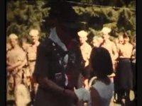 Scoutisme. 5ème Camp fédéral à Saignelégier