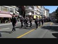 Cortège à Montreux en l'honneur de M. Wehrli - 2013