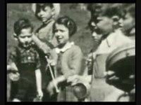 Les Enfants rescapés de la seconde guerre mondiale.