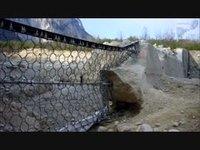Illgraben 2013 - Surveillance des laves torrentielles