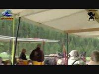Val Roseg en calèche - Engadine - 2014