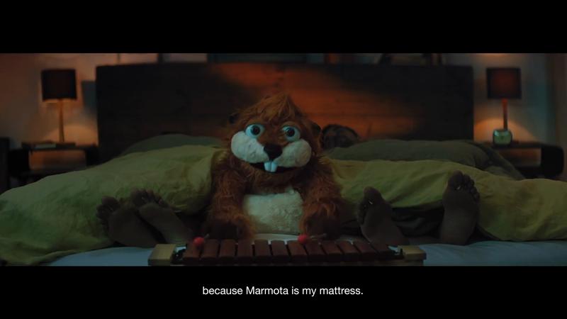 """Marmota - Nanas """"Carlos"""""""