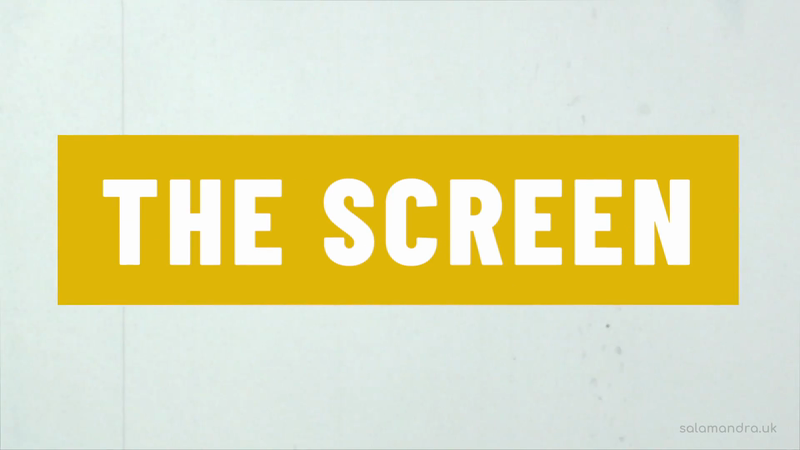 The Screen Cinema Launch Campaign - Branding, Animation, Web & Social Media-support