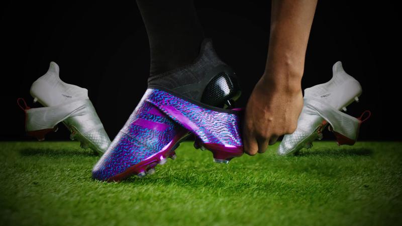 Adidas - Glitch: Launch