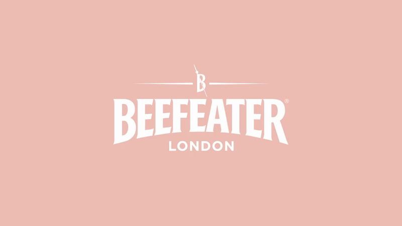 Beefeater Gin - Pink Your Senses