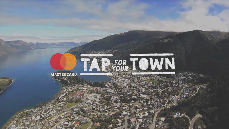 Mastercard - Tap for your town